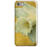 for my mum - the golden lady in my life iPhone Case/Skin