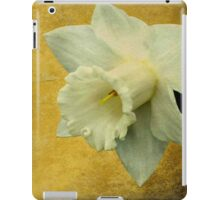 for my mum - the golden lady in my life iPad Case/Skin