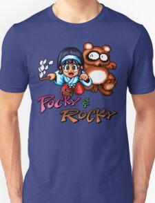 Pocky & Rocky Unisex T-Shirt
