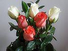 Roses by Sandy Keeton