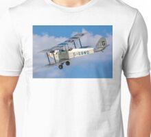 DH60X Hermes Moth G-EBWD Unisex T-Shirt