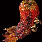 Four Elements Series - Hestia (Fire) by Marian Shapiro