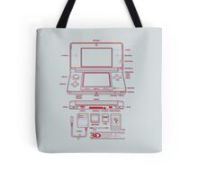 3DS Tote Bag