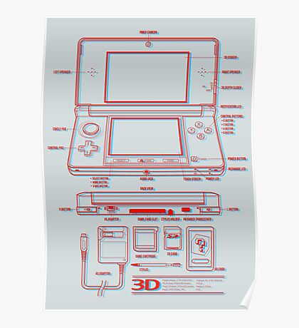 3DS Poster