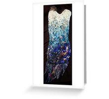 Four Elements Series - Naiad (Water) Greeting Card