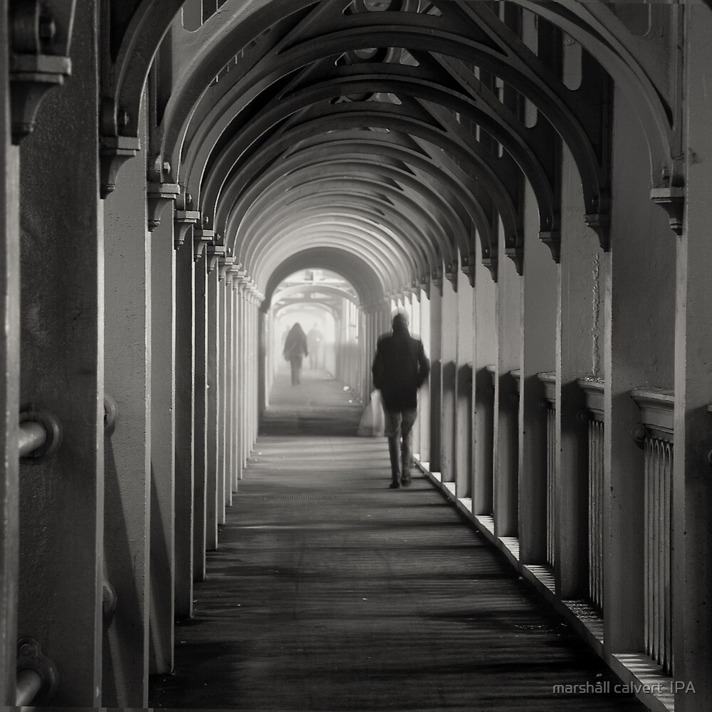 walk to work 1 by marshall calvert  IPA