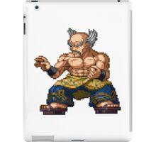 Heihachi Mishima (NxC) iPad Case/Skin