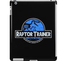Raptor Trainer iPad Case/Skin