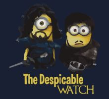 Game of thrones the despicable watch by bhaadya