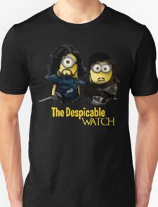 Game of thrones the despicable watch T-Shirt