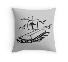Eternal Freedom Throw Pillow