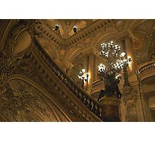 A Night at the Opera II Photographic Print