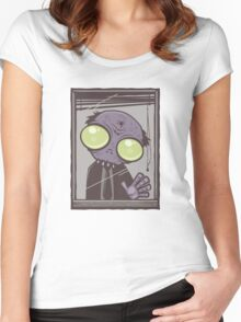 Office Zombie Women's Fitted Scoop T-Shirt