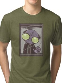 Office Zombie Tri-blend T-Shirt