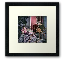 Musaphonic Serenade with Crab Framed Print