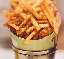 Fries in French Quarter, New Orleans by va103