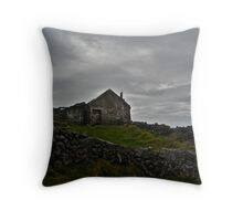 Aran Islands Throw Pillow