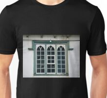 Broken Window Panes Unisex T-Shirt