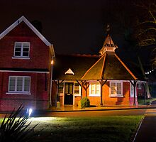 Red Brick and the Victorian era by Gideon van Zyl