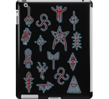 Hunters Runes iPad Case/Skin