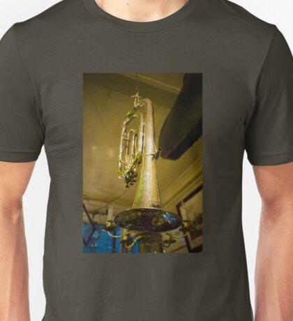 Polished & Engraved Unisex T-Shirt