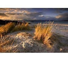 Scotland : Ben's Beach Photographic Print