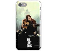 The Last of us Grown Ellie iPhone Case/Skin