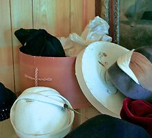 Old Hats by Susan Russell