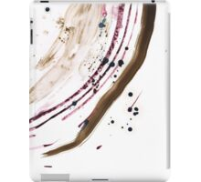 Oil and Water #33 iPad Case/Skin