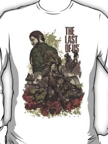 The Last Of Us Artwork T-Shirt