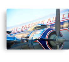 Fly Eastern Airlines Metal Print