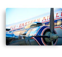 Fly Eastern Airlines Canvas Print