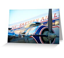 Fly Eastern Airlines Greeting Card