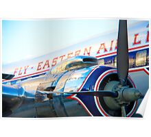Fly Eastern Airlines Poster