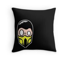 Scorpion dO_op Throw Pillow