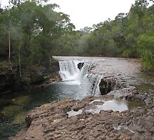 Eliot Falls - North Queensland by DanielRyan