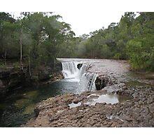 Eliot Falls - North Queensland Photographic Print