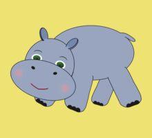 Blue Hippo Kids Tee
