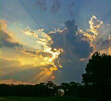 Summer Sky by moessnert