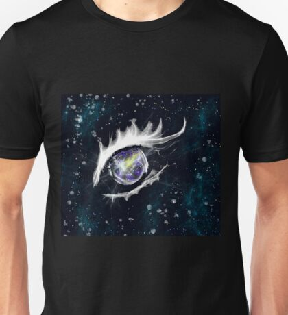 Eye abstract fantasy  Unisex T-Shirt