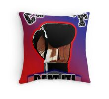 Cancer - BEAT IT!  - Card, Poster, Print & More Throw Pillow