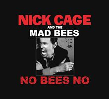 Nick Cage and the Mad Bees Unisex T-Shirt