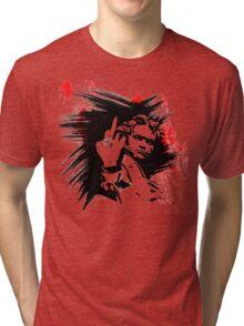 Beethoven FU Tri-blend T-Shirt