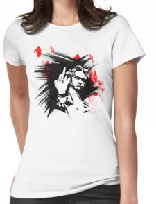 Beethoven FU Womens Fitted T-Shirt