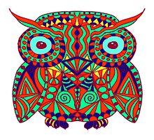 owl #3 by FandomizedRose