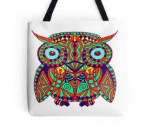 owl #3 Tote Bag