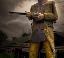 Ned Kelly by Rosalie Dale