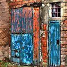 La porta dimenticata by marcopuch