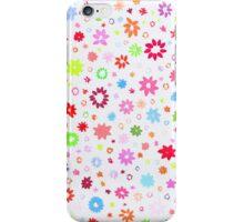 Floral Bright. iPhone Case/Skin