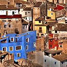 Construction in one town of Spain by marcopuch